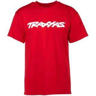 Traxxas tričko s logem TRAXXAS červené M