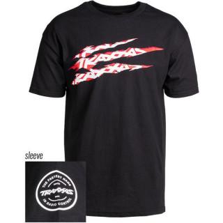 Traxxas tričko SLASH černé L
