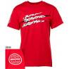 Traxxas tričko SLASH červené M