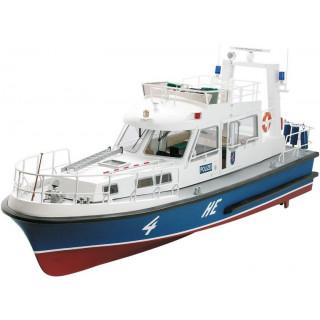 Krick Policejní člun HE 4 kit
