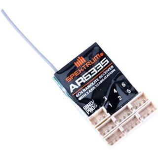 Spektrum vevő AR6335 DSM2/DSMX 6CH AS3X Nanolite