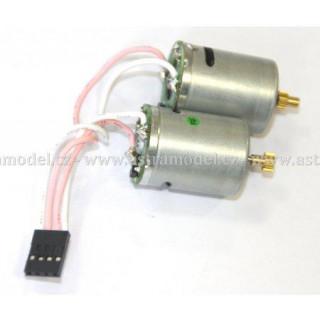 Scorpio 233: Motory (2xLiPol)