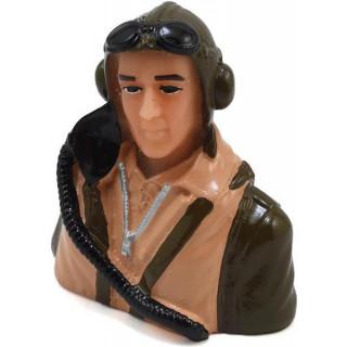 F6F Hellcat 15cc - pilot