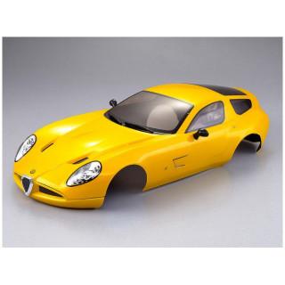 Killerbody karosérie 1:10 Alfa Romeo TZ3 Corsa žlutá