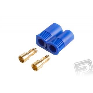 7955 protikus konektor LRP samec (2ks + domeček)