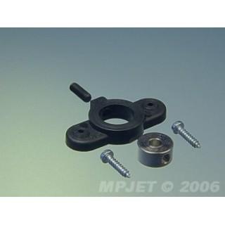 2653 Dísztárcsa tartó az 5 mm átmérőjű kerékre