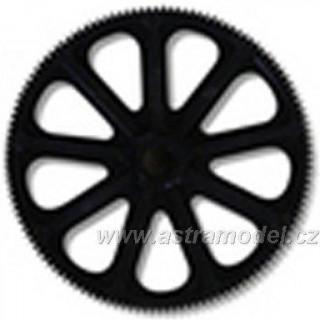 Scorpio H30: Ozubené kolo hlavního rotoru