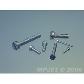 0216 Csavar M2x20, 10 darab