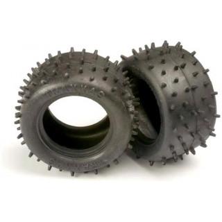 "Traxxas pneu 2.2"" Spiked low profile 2.2"" (2)"
