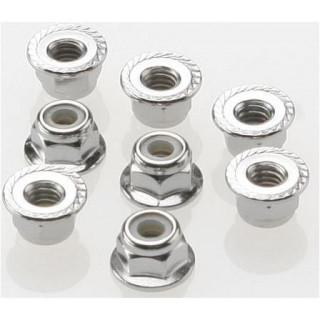 Traxxas matice M4 samojistná s límcem ocel zink. (8)
