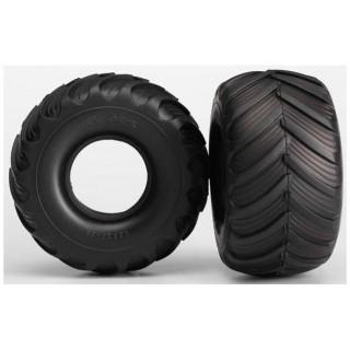 """Traxxas pneu 2.0/3.0"""" Terra Groove, vložka (pár)"""