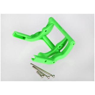 Traxxas ramena wheelie zelená