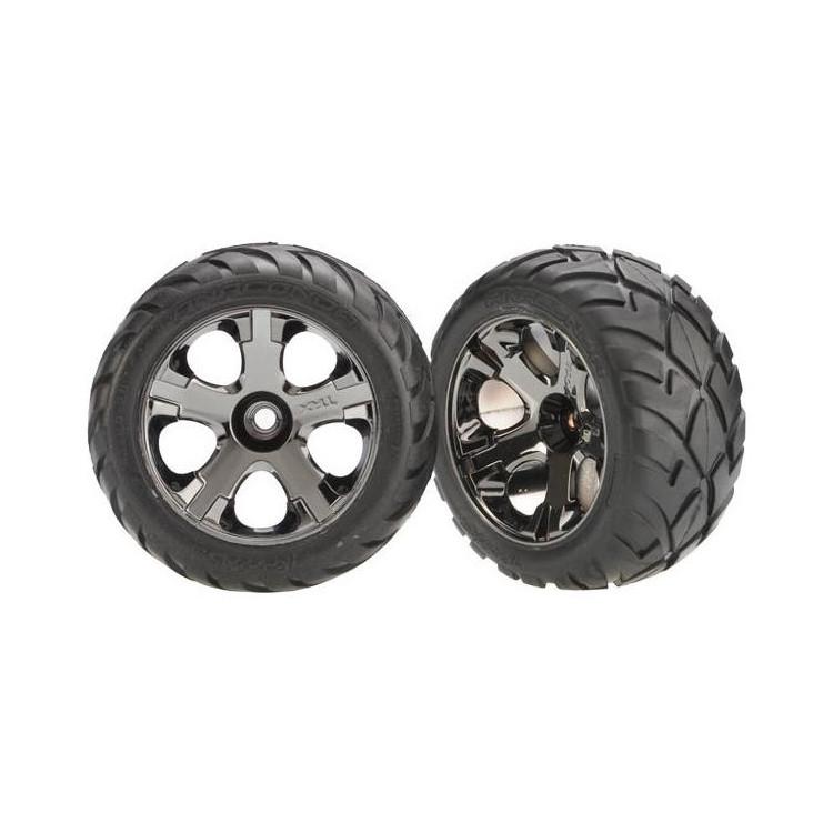 """Traxxas kolo 2.8"""", disk All-Star černý chrom, pneu anaconda (2)"""