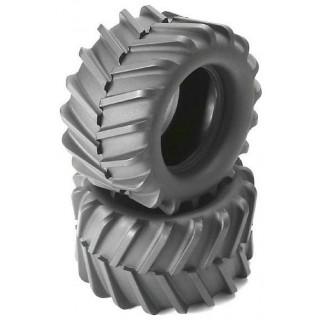"Traxxas pneu 3.2"" Maxx (2)"