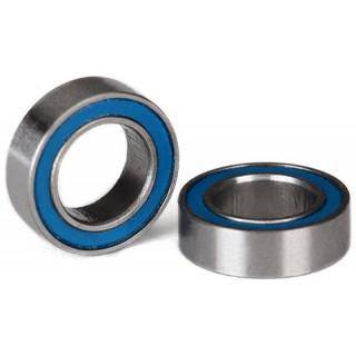 Traxxas kuličkové ložisko 6x10x3mm 2RS modré (2)