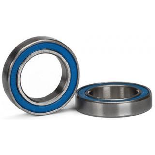 Traxxas kuličkové ložisko 15x24x5mm 2RS modré (2)