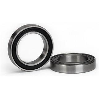 Traxxas kuličkové ložisko 17x26x5mm 2RS černé (2)