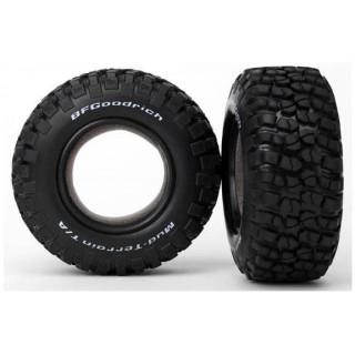 "Traxxas pneu 2.2/3.0"" BFGoodrich Mud-Terrain T/A KM2, vložka (2)"