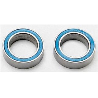 Traxxas kuličkové ložisko 8x12x3.5mm 2RS modré (2)