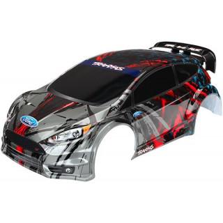 Traxxas karosérie ST Rally: Ford Fiesta
