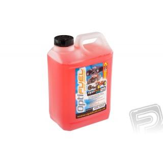 Optimix RTR 25% 2,5l palivo pro CAR (v ceně SPD 12,84 kč/L)