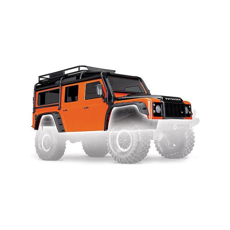 Traxxas karosérie Land Rover Defender Adventure: TRX-4