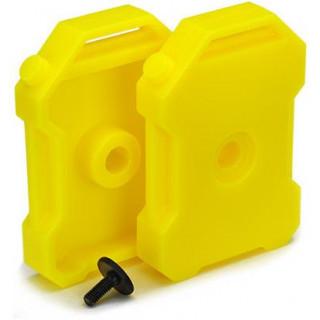 Traxxas kanystr žlutý (2)