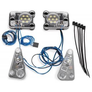 Traxxas LED svetlení přední a zadní: TRX-4