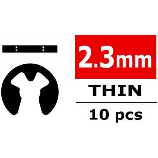 Corally Segrovka (E-klip) 2.3mm (10)