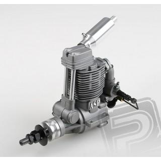 ASP FS 91AR 15ccm RC s tlumičem
