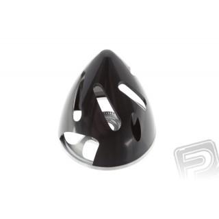 Kužel s maximální účinností (63mm) černý