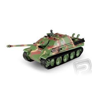 RC stíhač tanků 1:16 Jagdpanther kouř. a zvuk. efekty