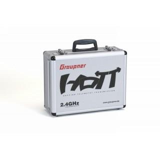Alu - távirányító koffer GRAUPNER HoTT 400x300x150mm