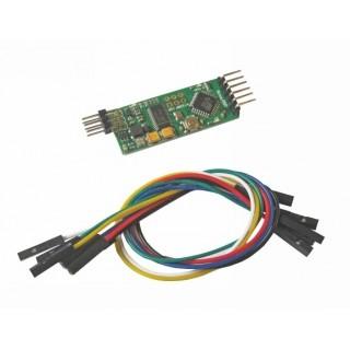 miniOSD a telemetrikus adapterhez NAZA/HoTT - ANYSENSE