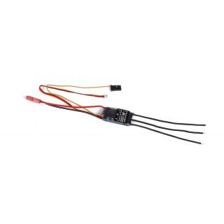 Brushless control + Telemetrie 18 BEC s servo konektorem SC