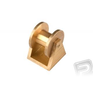 Tekercs kábelre 10x10mm (1db.)