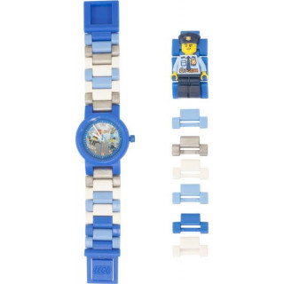LEGO hodinky - City Police Officer