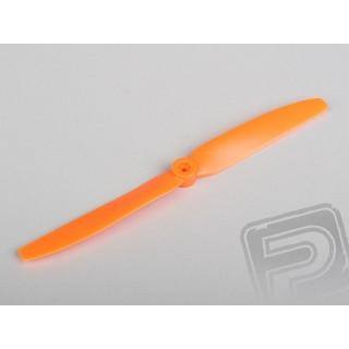 Légcsavar GWS H 8x4 (203x102mm) narancssárga
