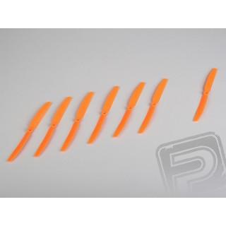 Légcsavar GWS H 8x6 narancssárga, csomagolásban 6+1 INGYENES