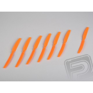 Légcsavar GWS H 9x7,5 narancssárga, csomagolásban 6+1 INGYENES