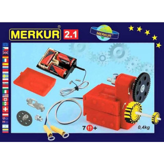 Merkur elektromotor 2.1