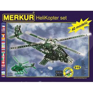 Merkur sada helikoptér