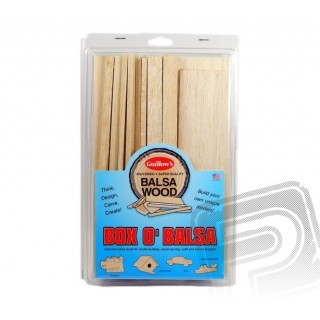 Box O'Balsa Small (1lb case)