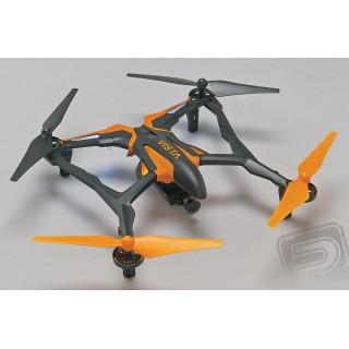 Dromida Vista FPV Quad s kamerou - oranžová