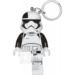 LEGO Star Wars - Első Rendi Rohamosztagos világítós kulcstartó LEGO® LGL-KE115