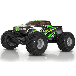 FURIO elektro Offroad Monster truck - 2.4GHz RTR (2 wd)