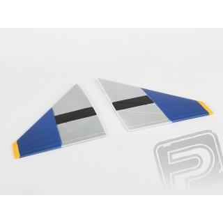 F-4E Phantom - magassági kormány, (Blue Angels)