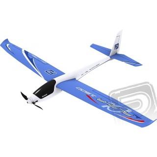 ALPHA 1500 ARF 2,4GHz Brushless Repülőmodell, Tx, Rx, LiPO, töltő nélküli