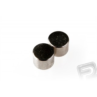 MAGNET SET D5 x 4mm (2db)