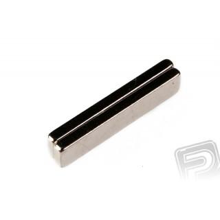 MAGNET SET 19 x 4 x 1.5mm (2 darab)